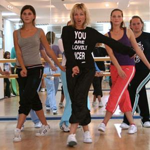 Школы танцев Ишима
