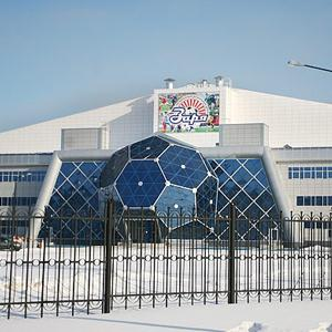 Спортивные комплексы Ишима