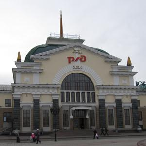 Железнодорожные вокзалы Ишима
